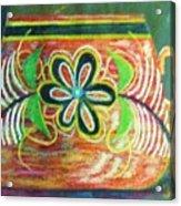Memories Of Mexico Acrylic Print