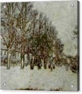 Memory Lane II Acrylic Print