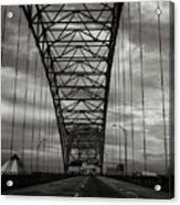 Memphis Two Acrylic Print