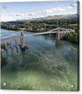 Menai Bridge 2 Acrylic Print
