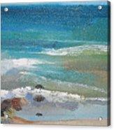 Mendocino Coast-ocean View Acrylic Print