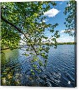 Mendota Lake Acrylic Print
