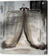 Meninas Castle Acrylic Print
