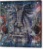 Mensrea Acrylic Print
