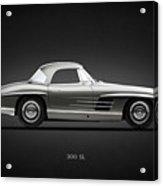 Merc 300 Sl 1961 Acrylic Print