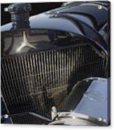 Mercedes 37-05 Torpedo 1913 Acrylic Print