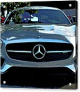 Mercedes-benz Amg Gt S Acrylic Print