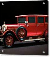 Mercedes-benz Typ 300 Pullman Limousine 1926 Painting Acrylic Print