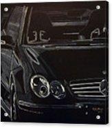 Mercedes Sl  Acrylic Print