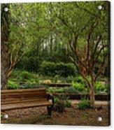 Botanic Garden Acrylic Print