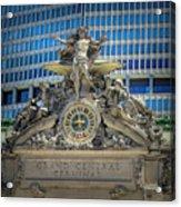 Mercury At Grand Central Terminal Acrylic Print