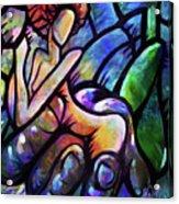 Mercy's Hand Acrylic Print