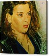 Meri Acrylic Print