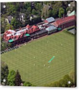 Merion Cricket Club Picf Acrylic Print by Duncan Pearson
