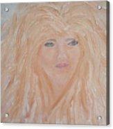 Mermaid Acrylic Print