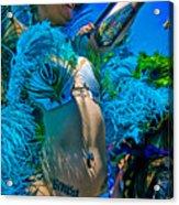 Mermaid Parade Participant Acrylic Print