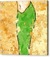 Mermaid Stretch Acrylic Print