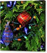 Merry Christmas 008 Acrylic Print