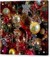 Merry Christmas1 Acrylic Print