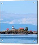 Merry Island Acrylic Print