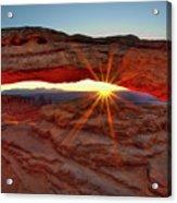 Mesa Arch 1 Acrylic Print