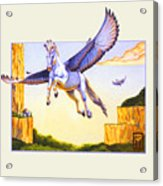 Mesa Pegasus Acrylic Print