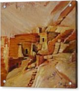 Mesa Verde Acrylic Print