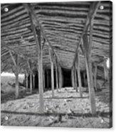 Mesita Barn Acrylic Print