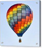 Mesquite Balloon Festival In Mesquite Nevada Acrylic Print