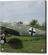 Messerschmitt Bf109 - 2 Acrylic Print