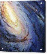 Messier 66 Acrylic Print