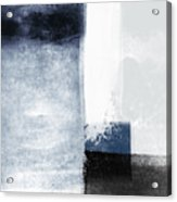 Mestro 3- Abstract Art By Linda Woods Acrylic Print