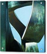 Metal Art 1 Acrylic Print