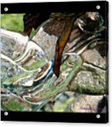 Metal Detail 6 Acrylic Print