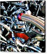 Metal Matter Acrylic Print