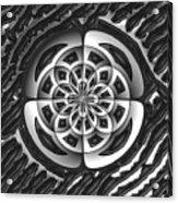 Metal Object Acrylic Print