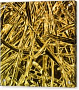 Metallurgy Acrylic Print