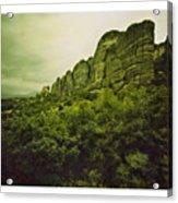 Meteore Acrylic Print