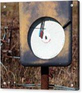 Meter Acrylic Print