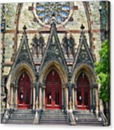 Methodist Church - Baltimore Acrylic Print