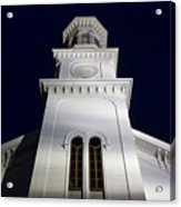 Methodist Steeple Acrylic Print