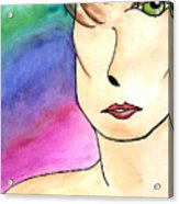Metrosexual Acrylic Print
