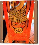 Mexican Swan Acrylic Print