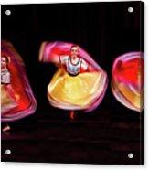 Mexico Ballet Acrylic Print