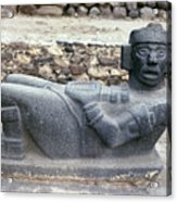 Mexico: Toltec Altar Acrylic Print