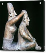 Mexico: Totonac Figures Acrylic Print