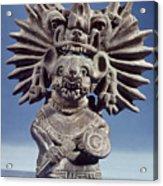 Mexico: Vampire Goddess Acrylic Print