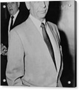 Meyer Lansky 1902-1983, Underworld Acrylic Print by Everett