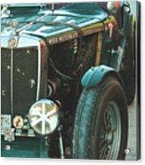 Mg-tc Racer Acrylic Print