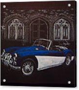 Mga At Night Acrylic Print